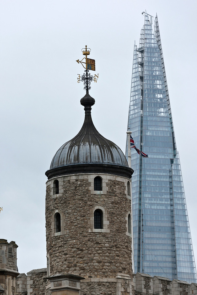 The Twin Towers, London