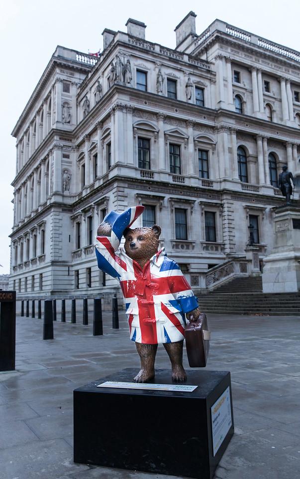Paddington Jack  Statue