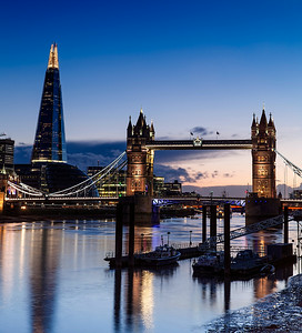 Tower Bridge & Tower of London