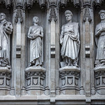 Four Christian Martyrs at Westminster Abbey