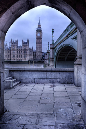 Westminster &  Houses of Parliament